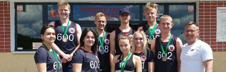 7 medali dla MLKS Echo