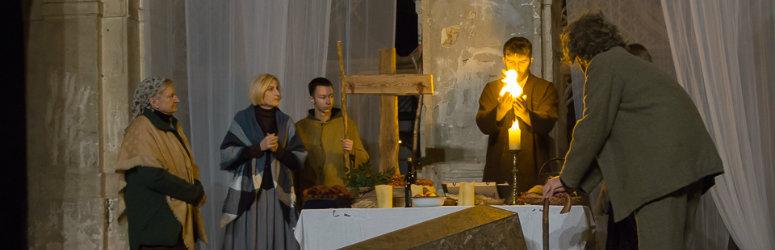 Premierowe przedstawienie Teatru POZA