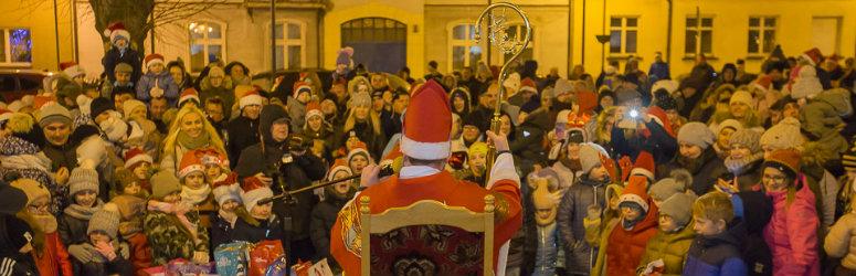 Święty Mikołaj w Twardogórze