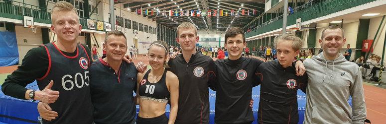 Mistrzowskie medale zawodników ECHA