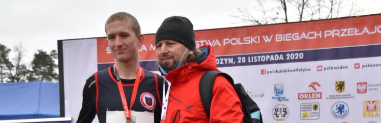 Robert Kulik Mistrzem Polski Juniorów U20