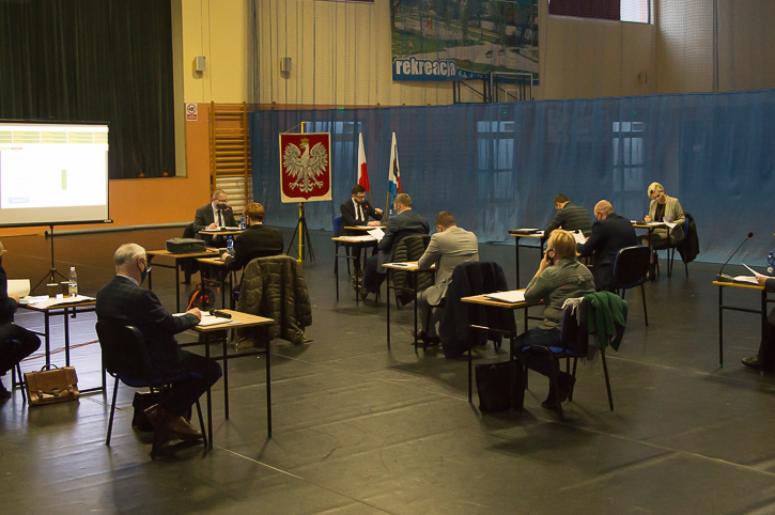 XXXII Sesja Rady Miejskiej w Twardogórze
