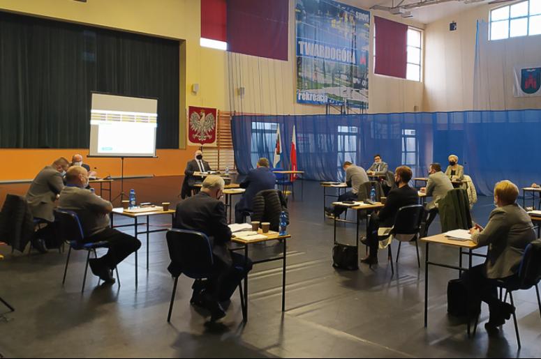 XXXV Sesja Rady Miejskiej