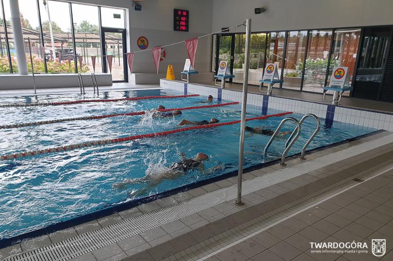 Bezpłatna nauka pływania dla uczniów